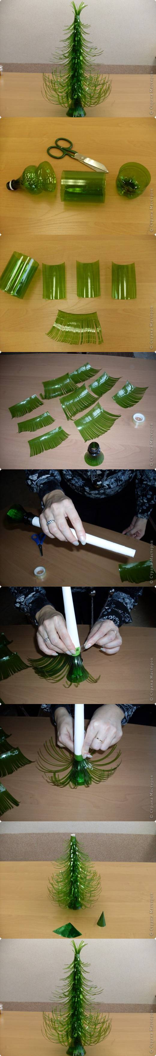 diy-plastic-bottle-christmas-trees