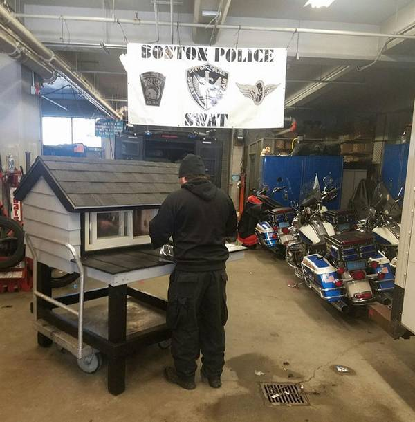 Photo : Boston Police Department